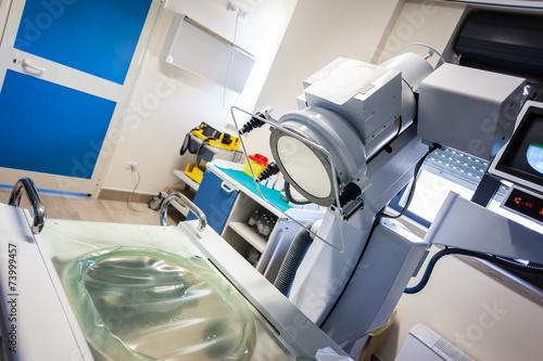 Lithotripsy in hospital - 73999457