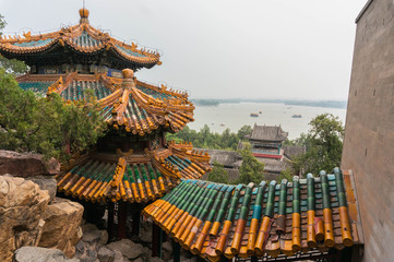 the summer palace building