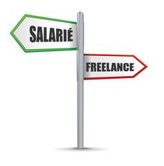 salarié - freelance
