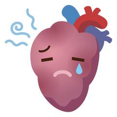 臓器のイラスト 心臓