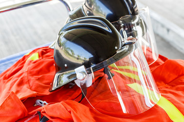 uniform safety for firefighter