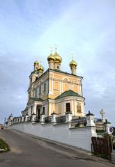 Церковь Воскресения Христова (1817). Плёс, Золотое Кольцо России