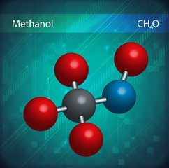Methanol formula