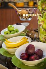 Hotel Breakfast Fruits
