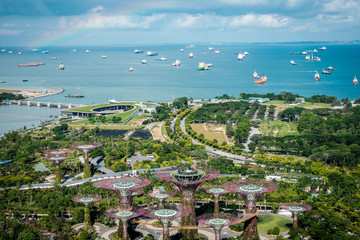 Garden by the sea, Singapore