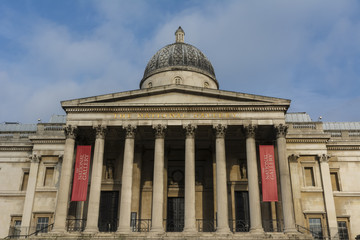 National Gallery - Trafalgar Square