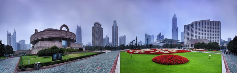 CN Shanghai Square Rise pan