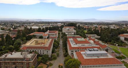 Campus de Berkeley, université de Californie