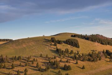 schauinsland mountaing near Freiburg, Germany
