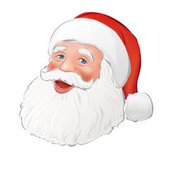 Weihnachtsmann, einfach.