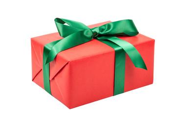 weihnachtsgeschenk isoliert