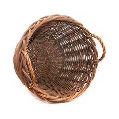 large empty basket