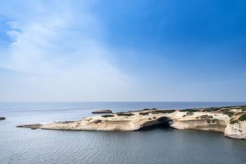 Sardegna, Cuglieri (Or), monumento naturale di s'Archittu