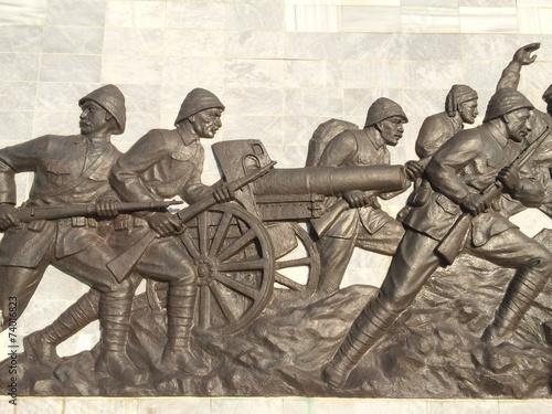 Fotobehang Turkey Çanakkale Cephesi 1915