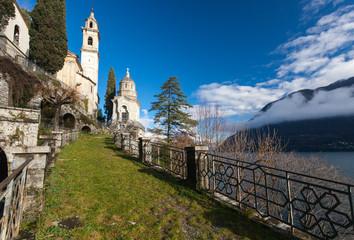 Cappella sul Lago di Como