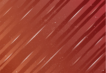 Vector illustration with red abstract background.