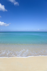 Grenada, St. Georgs, Morne Rouge Beach