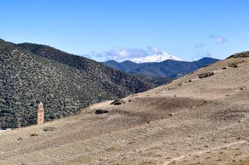 Villaggio berbero con minareto 2