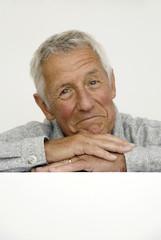 Porträt eines Senioren