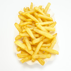 Pommes frittes, Pommes close-up,
