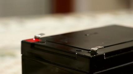 Installazone batteria