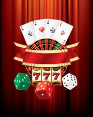 casino red velvet