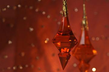 Glas Verzierungen, Dekoration für Weihnachtsbaum