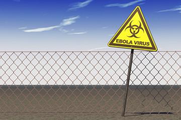 Ebola Virus Warning Sign
