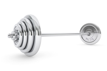 Chrome Lifting Weight