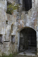 Forte Saccarana - Eingang,