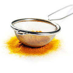 Yellow curry powder
