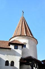 dracula castle tower