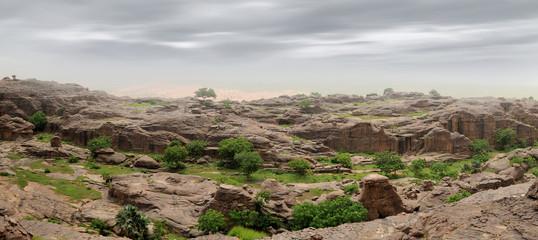 Ruta de Bandiagara en Mali