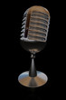 metal microphone