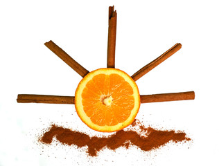 tropical foodstravel -  sun sunrise sunset  orange cinnamon