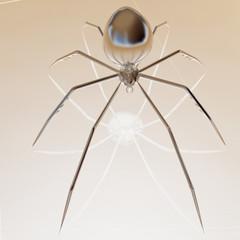 Chrome spider