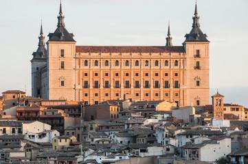 Alcazar of Toledo (Spain)