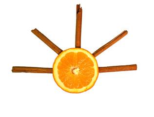 tropical foods travel - sun sunrise sunset orange cinnamon