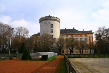 le château des Ducs de Savoie à Chambéry