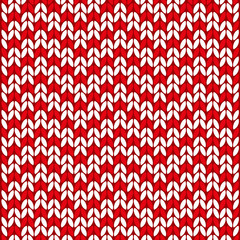 vector wool texture with ornaments