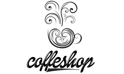 logo coffeshop