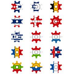 flags gear