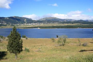 Lac de Matemale, Pyrénées orientales