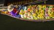 Floating Market in Damnoen Saduak, Thailand - 74042668