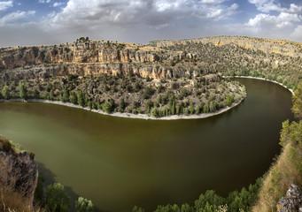 Hoces del Duraton. Segovia.