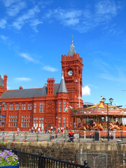 The Pierhead Building Cardiff Bay