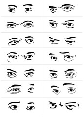 eyes with emotions2