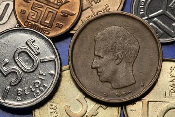 Coins of Belgium