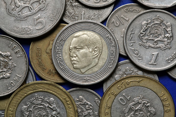 Coins of Morocco