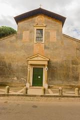 Basilica of Santi Nereo e Achilleo in Rome.